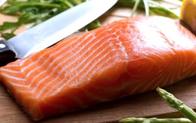 Sixty South: Pure Antarctic Salmon