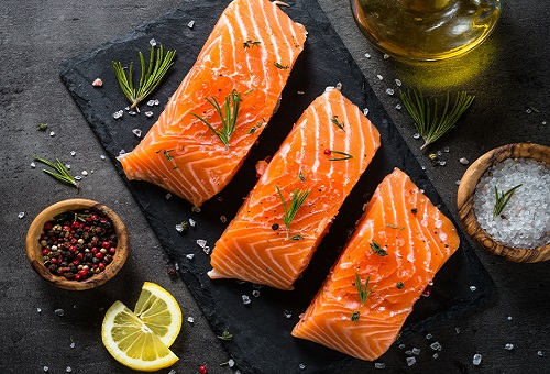 Online Shopping at Classic Seafood Market